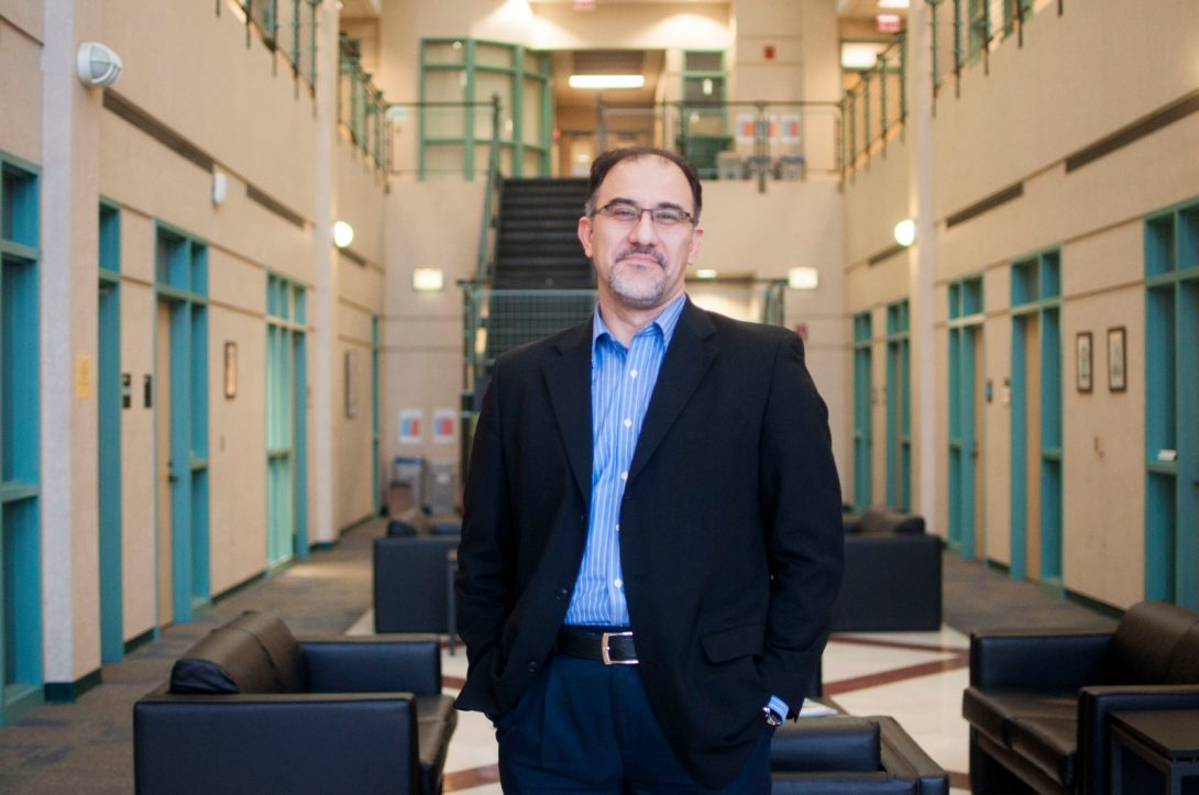 Prof. Mohammadian pic